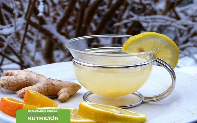 Remedio natural de limón, jengibre y chía para bajar de peso