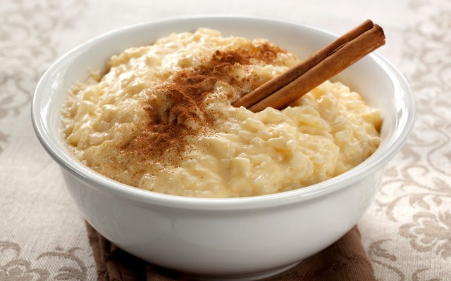 Perder peso comiendo arroz con leche