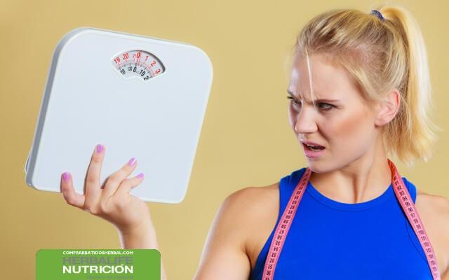 Productos de Herbalife para el control de peso