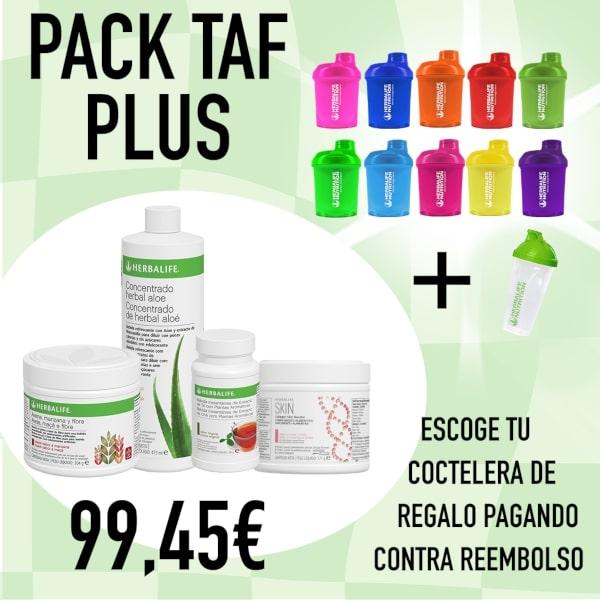 Pack TAF PLUS de Herbalife