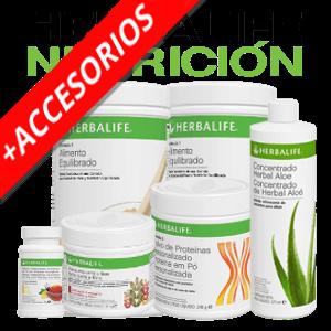 2 F1 | F3 | Té | Aloe vera | Avena + Accesorios