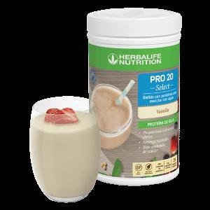Batido proteínas Herbalife PRO 20 Select