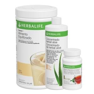 Desayuno Herbalife saludable
