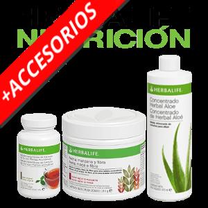 Pack reductor Herbalife + Accesorios