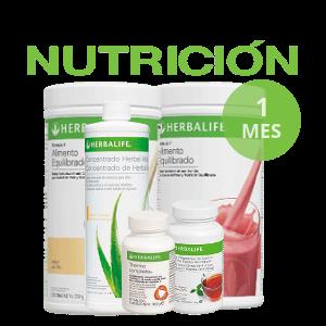 Pack avanzado control de peso Herbalife | 1 mes