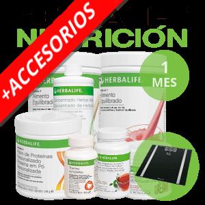 Pack premium Herbalife + Accesorios | 1 mes